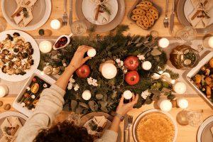 Una tavolata di Natale